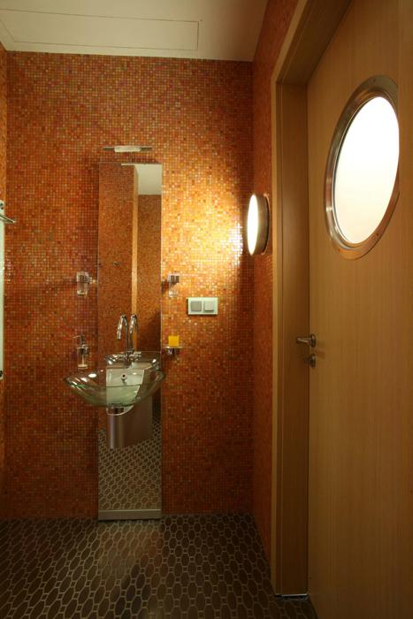 Квартира. ванная из проекта , фото №5172