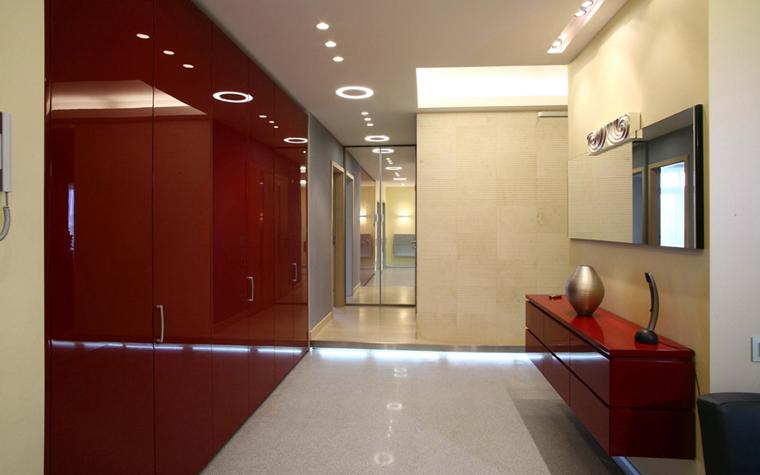 Квартира. холл из проекта , фото №5181