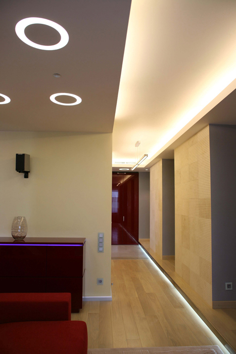 Квартира. холл из проекта , фото №5797