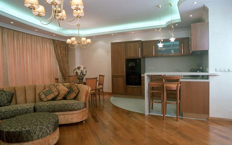 интерьер кухни - фото № 3980