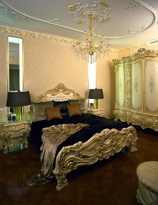 Фото № 5324 спальня  Квартира