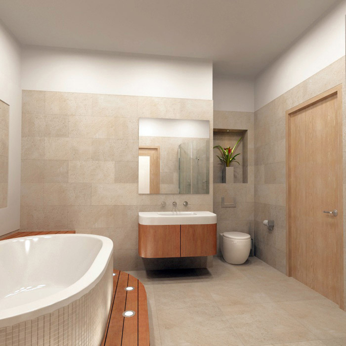 Фото № 5403 ванная  Квартира