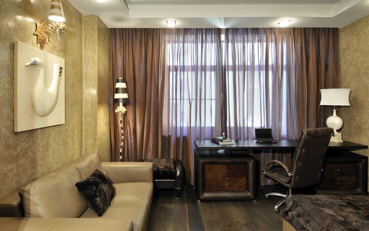 Квартира. кабинет из проекта , фото №5929