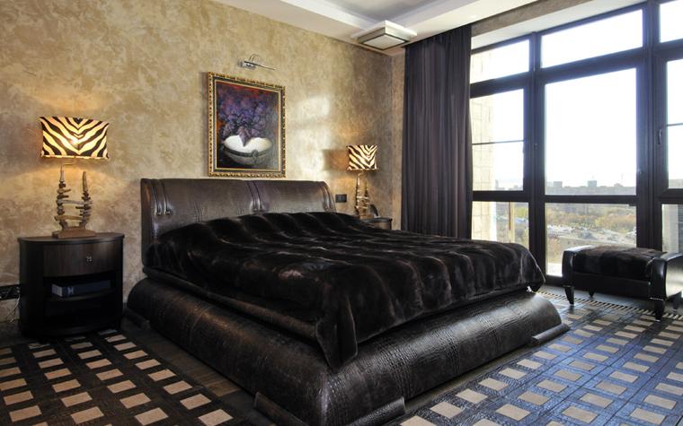 Фото № 5927 спальня  Квартира