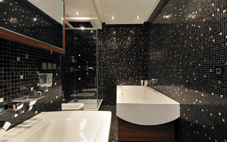 интерьер ванной - фото № 5928