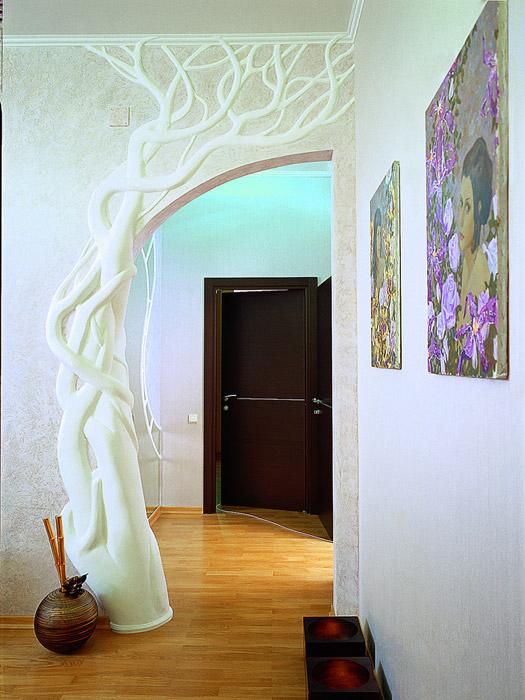 Фото № 6034 холл  Квартира