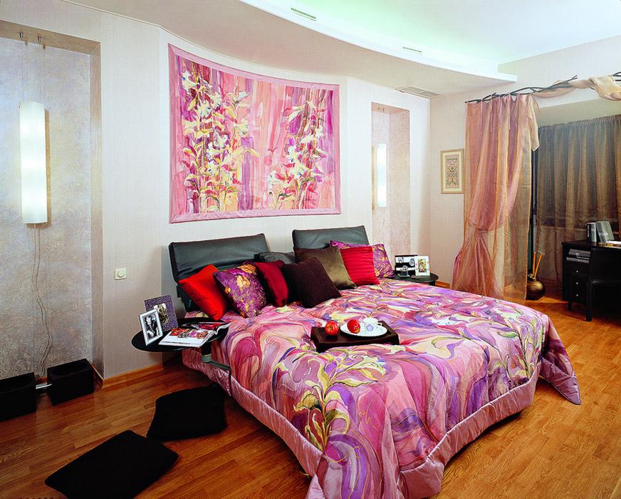 Фото № 6035 спальня  Квартира