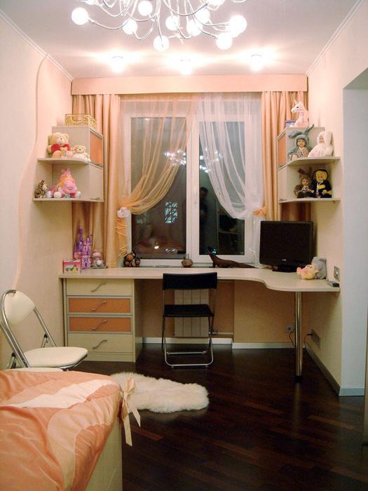 Фото № 5192 детская  Квартира