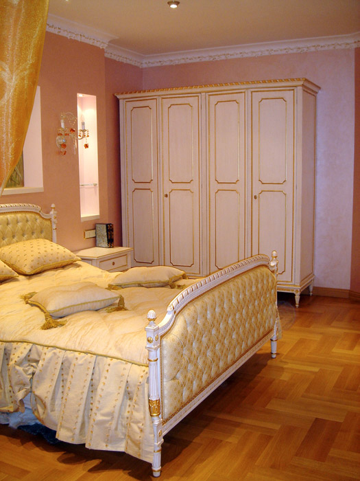 Фото № 5206 спальня  Квартира