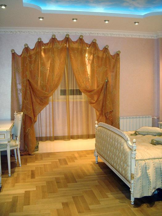 спальня - фото № 5207