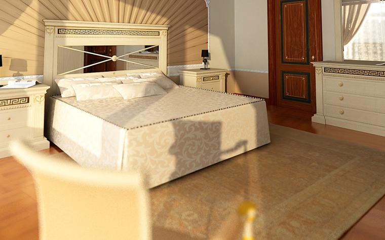 Оформление интерьера и дизайн спальни