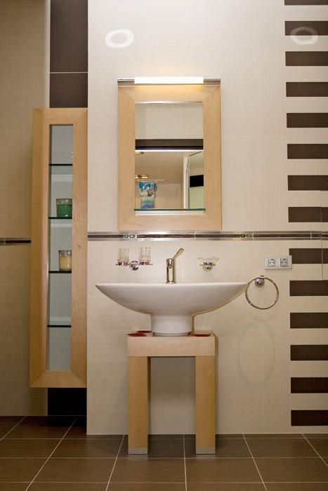 интерьер ванной - фото № 5236