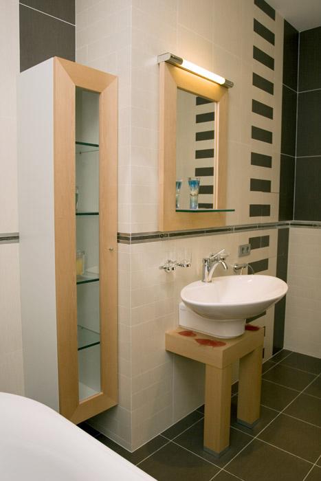 интерьер ванной - фото № 5238