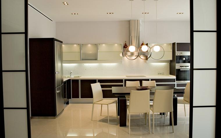 интерьер кухни - фото № 5232