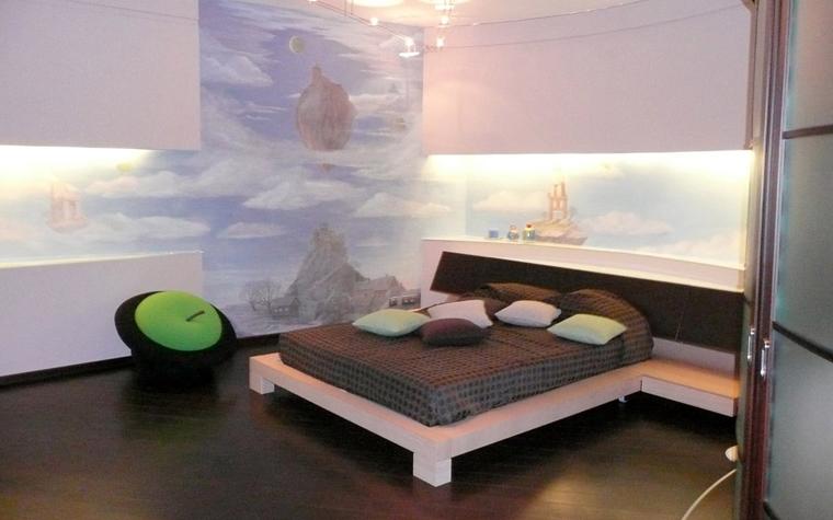 Фото № 5253 спальня  Квартира