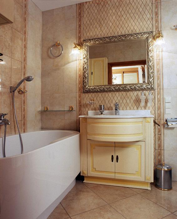 Фото № 3774 ванная  Квартира
