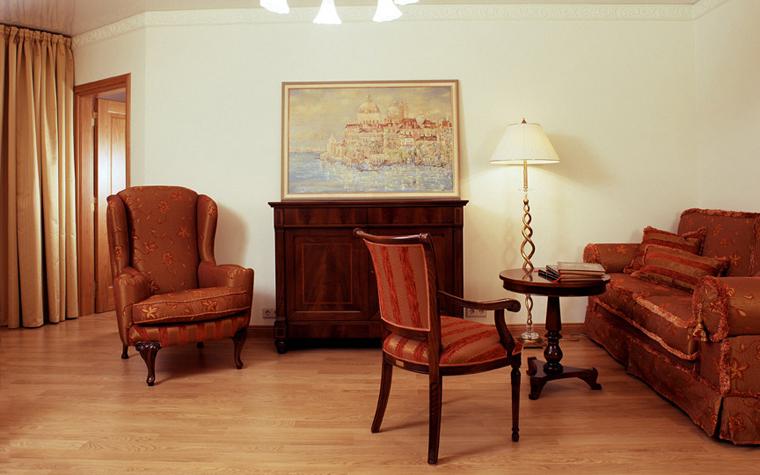 Фото № 3785 гостиная  Квартира