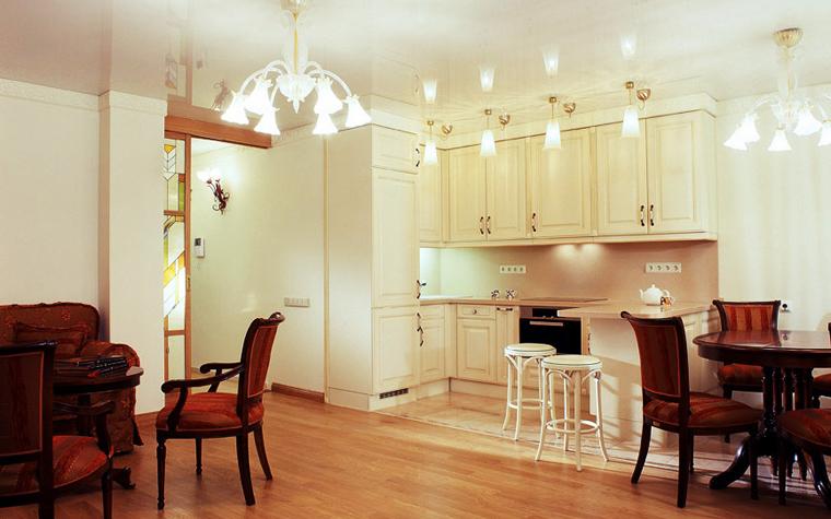 Фото № 3772 кухня  Квартира