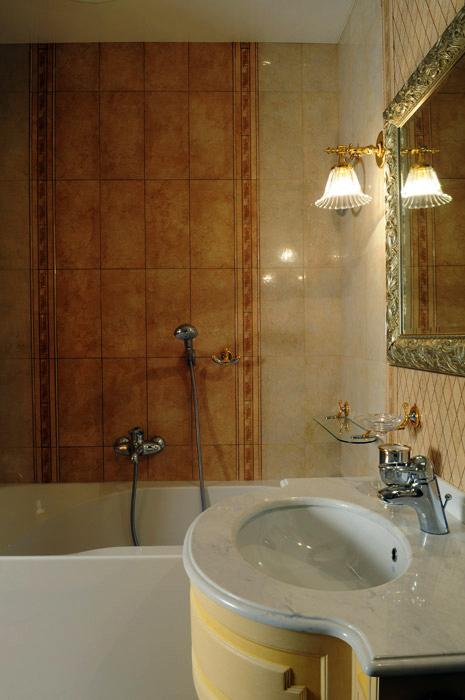 Фото № 3776 ванная  Квартира