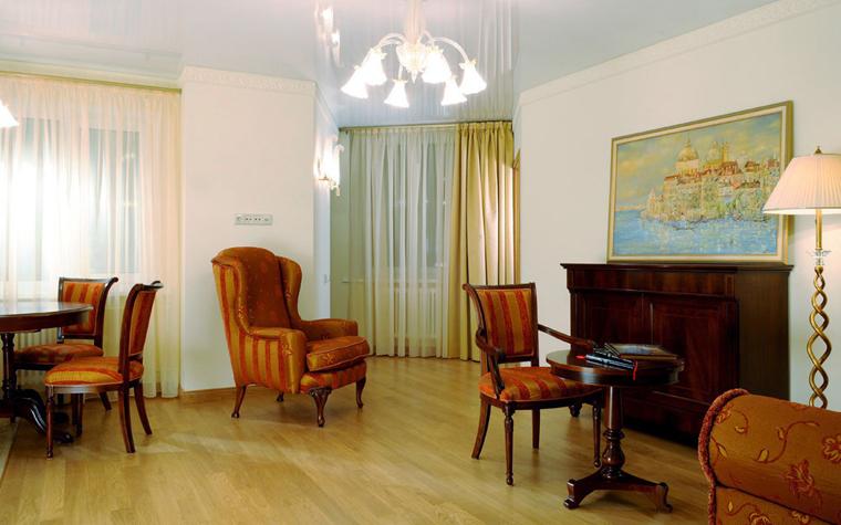 Фото № 3787 гостиная  Квартира