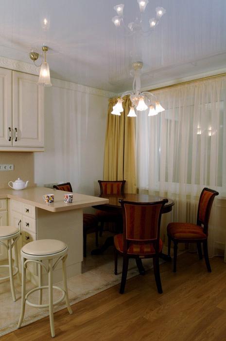 Фото № 3773 кухня  Квартира