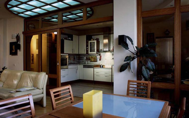 интерьер гостиной - фото № 5990