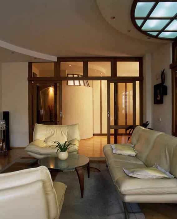 интерьер гостиной - фото № 5989