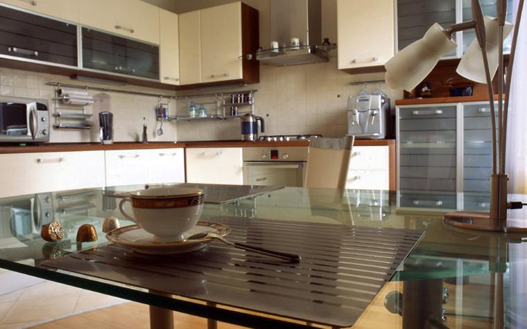 Квартира. кухня из проекта , фото №5998