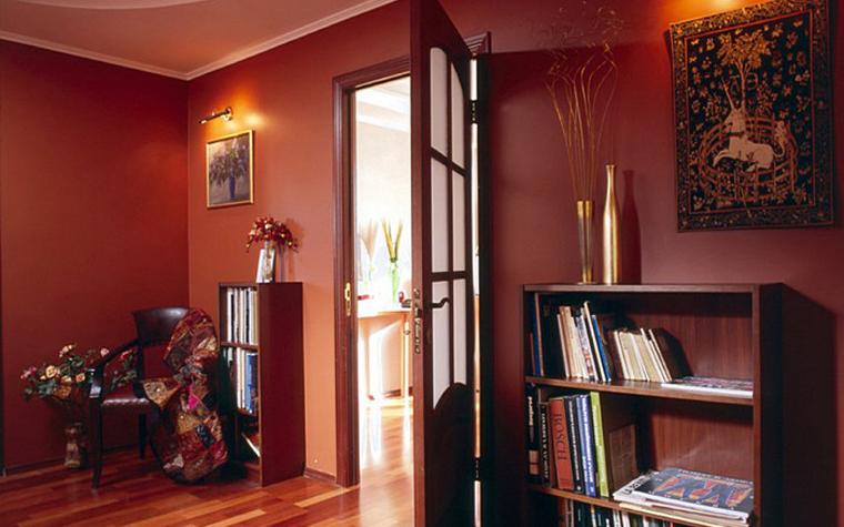 Квартира. холл из проекта , фото №6006