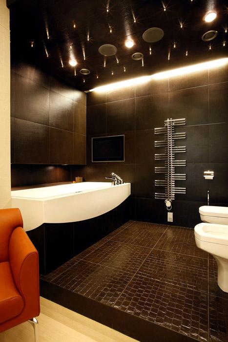Квартира. ванная из проекта , фото №3079