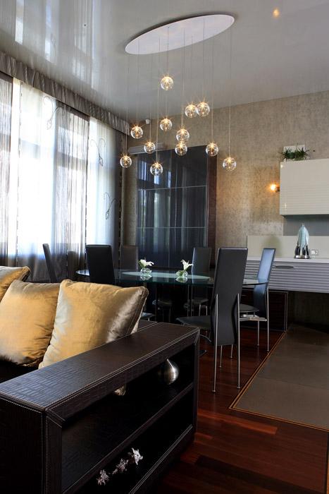 Квартира. столовая из проекта , фото №40514