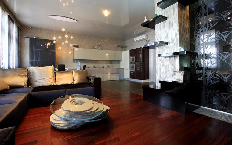 Квартира. кухня из проекта , фото №3342