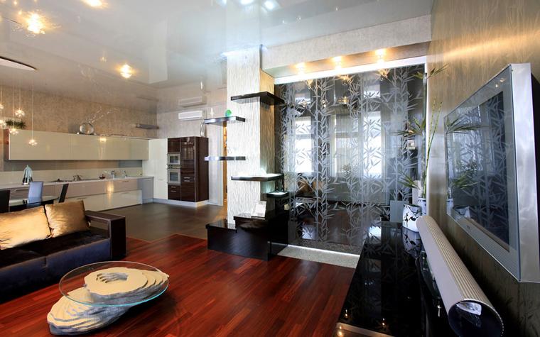 Фото № 3348 гостиная  Квартира
