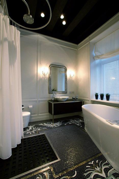 ванная - фото № 4534