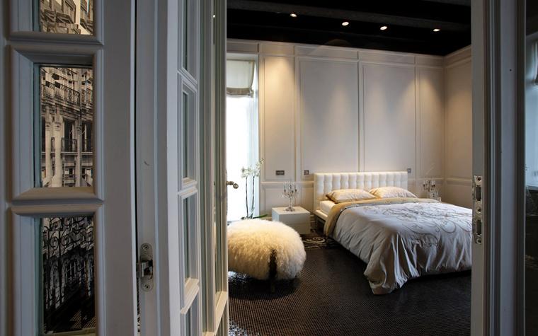 Фото № 4533 спальня  Квартира