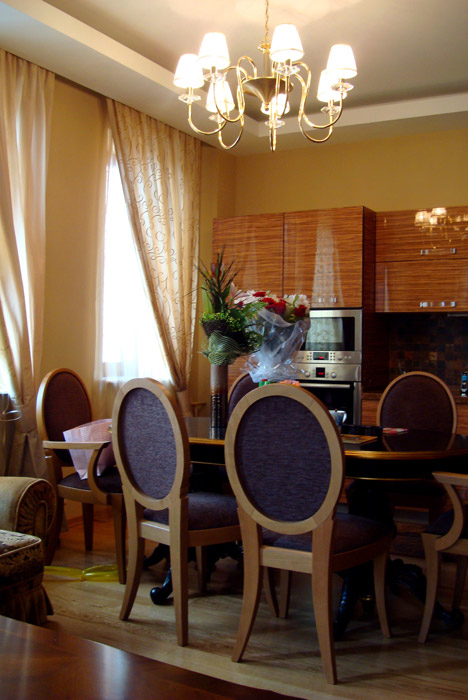 Фото № 4710 кухня  Квартира