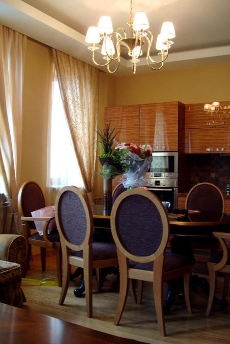 интерьер кухни - фото № 4710