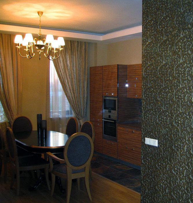 Фото № 4711 кухня  Квартира