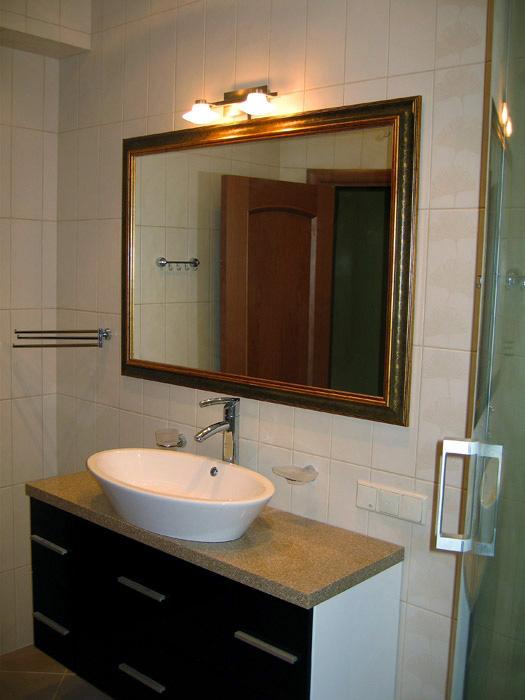 интерьер ванной - фото № 4720
