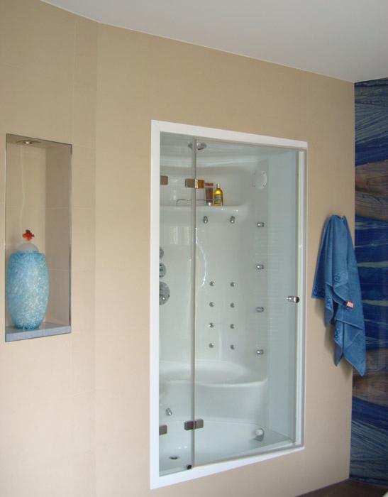 Квартира. ванная из проекта , фото №4723