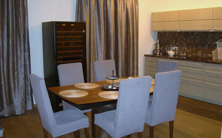 Квартира. кухня из проекта , фото №4721