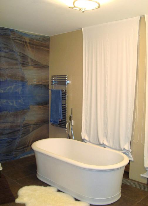 Квартира. ванная из проекта , фото №4725