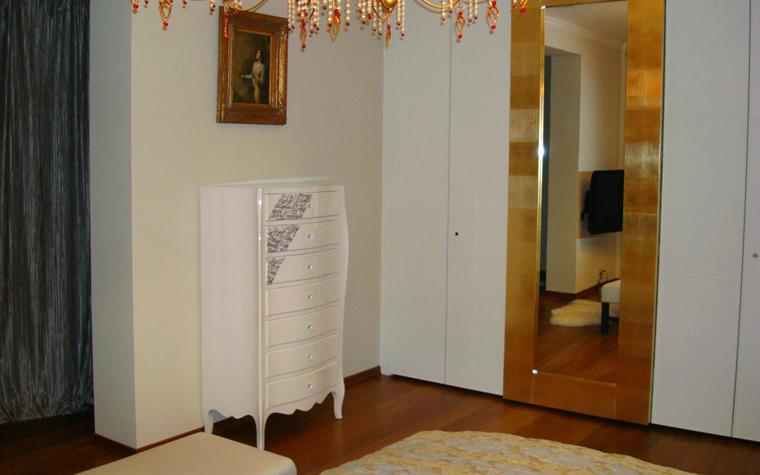 интерьер спальни - фото № 4733
