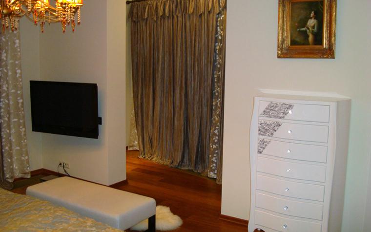 интерьер спальни - фото № 4732