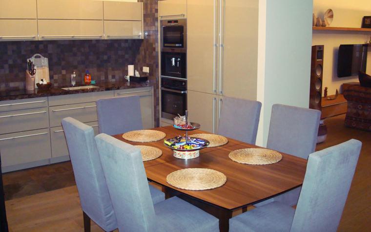 Квартира. кухня из проекта , фото №4722