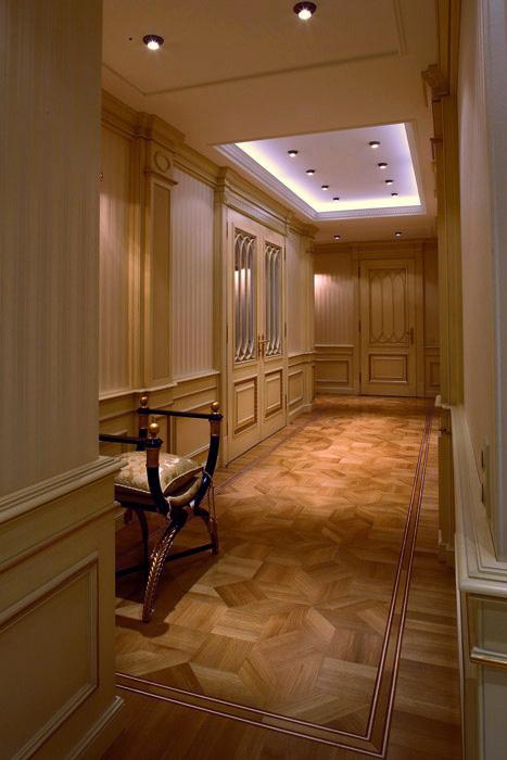 Квартира. коридор из проекта , фото №4820