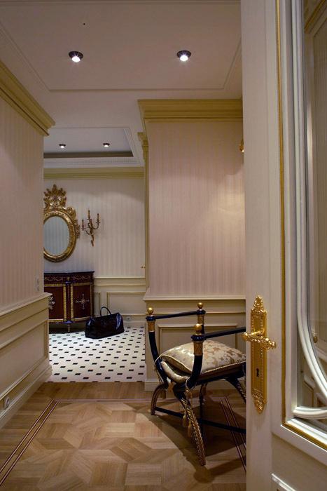 Квартира. коридор из проекта , фото №5789