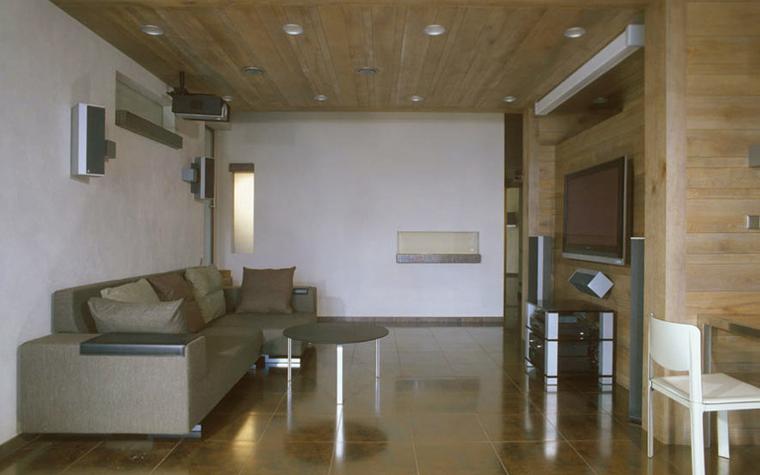 Квартира. гостиная из проекта , фото №4842
