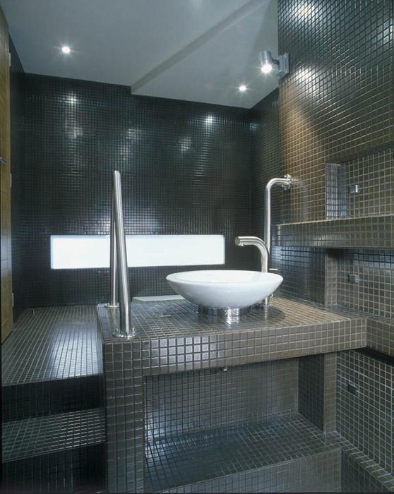 Квартира. ванная из проекта , фото №4849