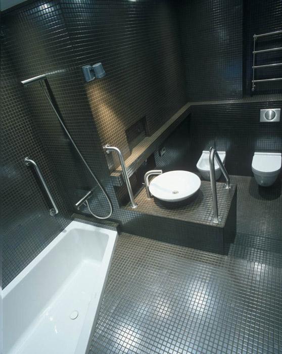 Квартира. ванная из проекта , фото №4850